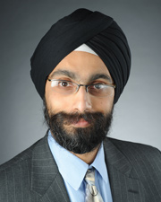 Bhupinder Singh Anand, MD photograph