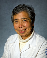 Francisca Tolete Velcek, MD photograph
