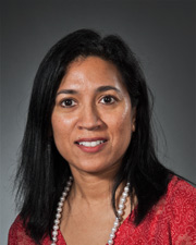 Jessie Varghese Phillips, MD photograph