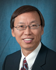 Jianping Zhang, MD, PhD photograph