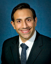 Neeral Patel, MD photograph